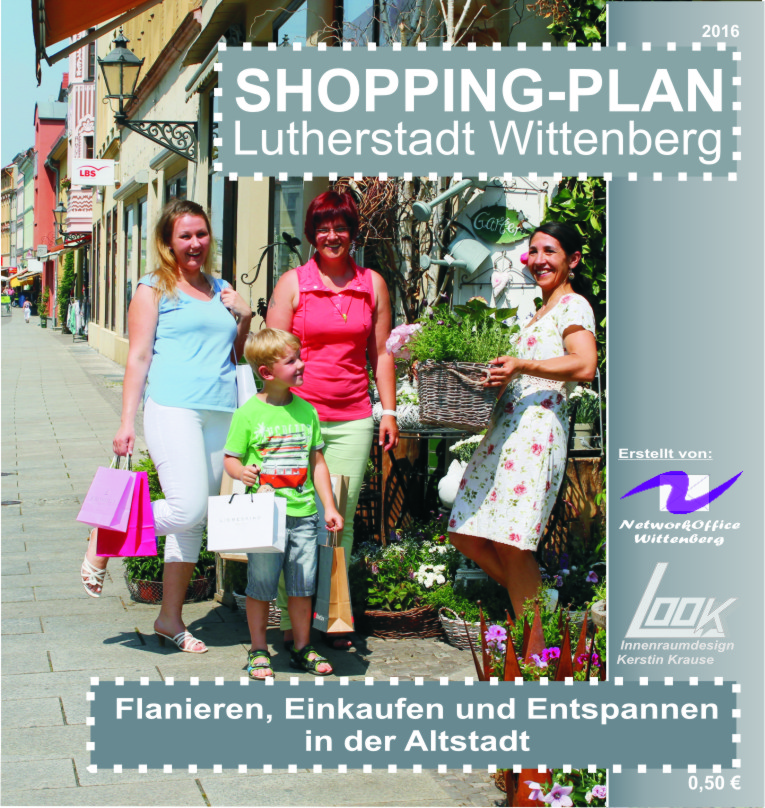 Wittenberger Shopping-Plan 2016